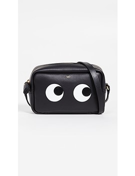 Mini Eyes Right Crossbody Bag by Anya Hindmarch