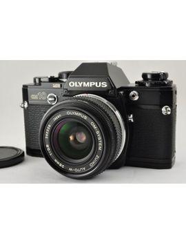 Exc++++ Olympus Om10 Quartz 35mm Slr Zuiko Auto W 28mm F/2.8 From Japan #3839 by Olympus