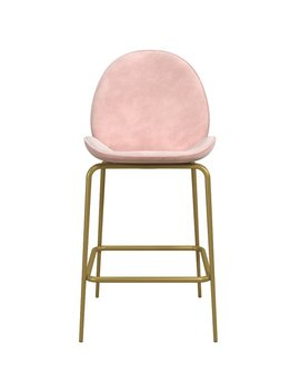 "Cosmo Living By Cosmopolitan Astor 25"" Bar Stool by Cosmo Living By Cosmopolitan"
