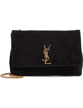 Kate Reversible Leather Shoulder Bag by Saint Laurent