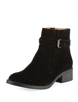 Best V Gored Booties by Gentle Souls