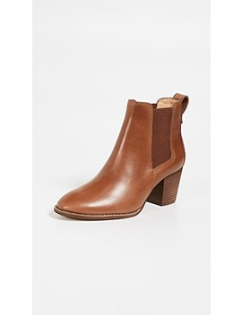 Heeled Chelsea Boots by Madewell