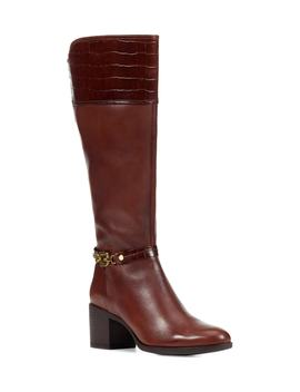 Glynna Knee High Boot by Geox