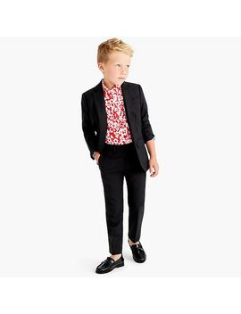 Boys' Ludlow Suit Jacket In Italian Wool by J.Crew