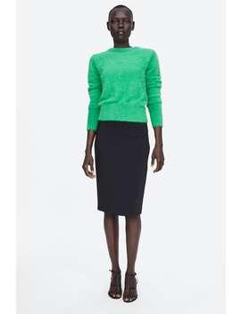 Pencil Skirt  Midi Skirts Woman by Zara