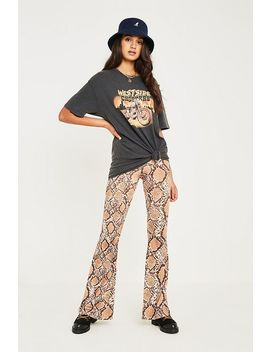 Westside Choppers Longline T Shirt by Urban Outfitters