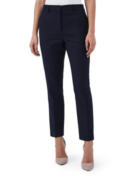 Harper Stretch Wool Blend Pants by Reiss