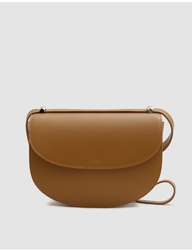 Genève Shoulder Bag In Camel by A.P.C.