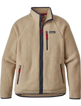 Patagonia Men's Retro Pile Fleece Jacket by Patagonia