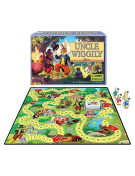 Uncle Wiggily Board Game : Target by Target