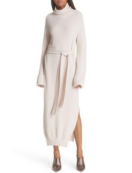 Canaan Rib Knit Dress by Nanushka