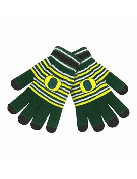 Ncaa Oregon Ducks Knit Glove by Ncaa