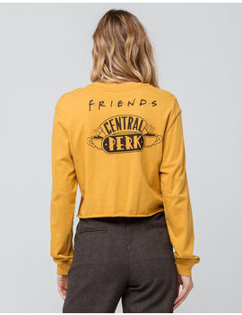 Friends Central Perk Womens Crop Tee by Tilly's