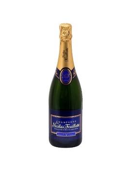 Nicolas Feuillatte® Brut Champagne   750m L Bottle by Nicolas Feuillatte