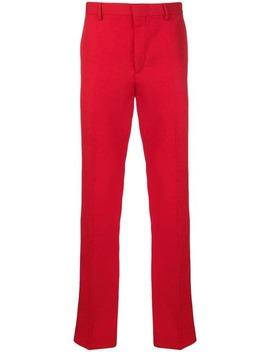 Stripe Trim Trousers by Calvin Klein 205 W39nyc