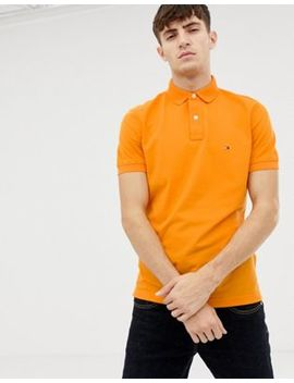 Tommy Hilfiger Basic Polo Shirt by Tommy Hilfiger