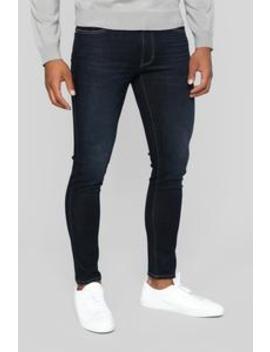 Steer The Game Skinny Jeans   Dark Wash by Fashion Nova