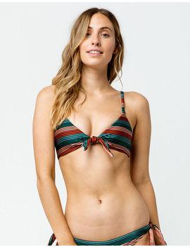 Rvca Frame Knot Bikini Top by Rvca