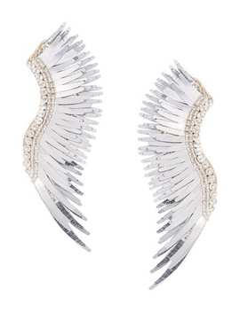 Oversized Cuff Earrings by Mignonne Gavigan