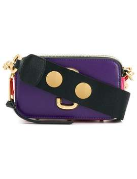 Snapshot Buttons Crossbody Bag by Marc Jacobs