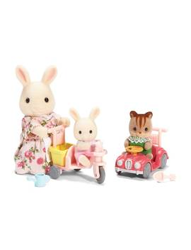 Calico Critters Apple & Jake's Ride 'n Play by Kohl's