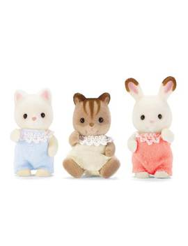 Calico Critters Baby Friends Set by Kohl's