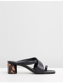 Tortoise Heels by Jaggar The Label