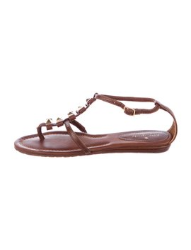 Tatya Leather Sandals by Kate Spade New York