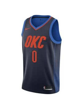 Russell Westbrook Statement Edition Swingman (Oklahoma City Thunder) by Nike