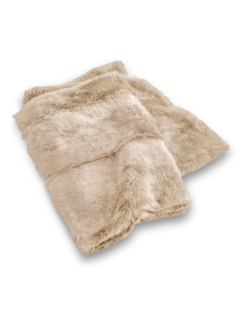 Brighton Shearling Throw by Ralph Lauren