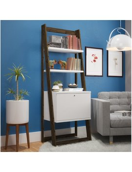 Ivy Bronx Bower Ladder Bookcase & Reviews by Ivy Bronx