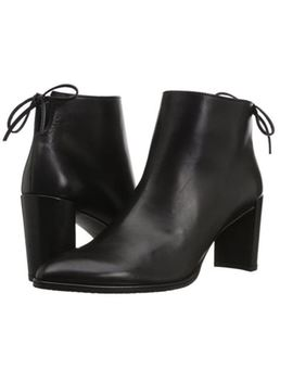 $600 Stuart Weitzman Lofty Bootie Black Leath 5 5.5 6 6.5 7 7.5 8 8.5 9 9.5 10 M by Stuart Weitzman