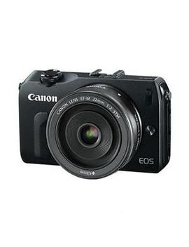 Excellent Condition! Canon Eos M 18.0 Mp Digital Camera   Black (Body Only) by Canon