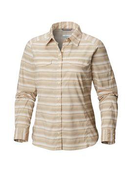 Women's Silver Ridge™ Lite Plaid Long Sleeve Shirt by Columbia Sportswear