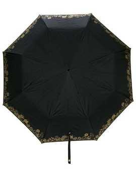 Skull Embellished Umbrella by Alexander Mc Queen