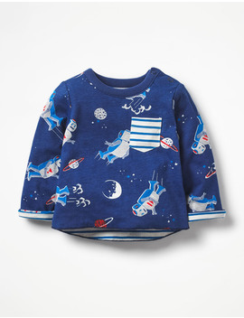 Fun Reversible T Shirt by Boden