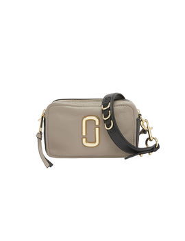 The Softshot 21 Crossbody Bag by Marc Jacobs