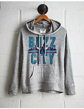 Tailgate Women's Charlotte Buzz City Plush Hoodie by American Eagle Outfitters