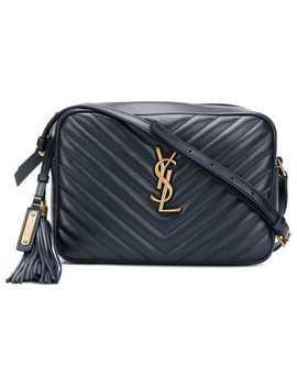 Lou Lou Crossbody Bag by Saint Laurent