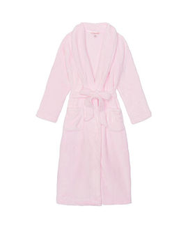 Cozy Plush Long Robe by Victoria's Secret