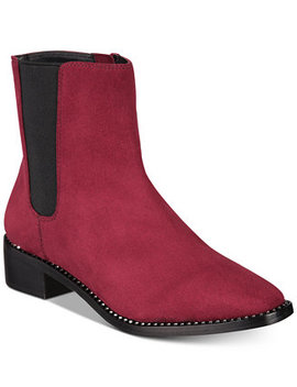 Midolo Chelsea Booties by Bebe