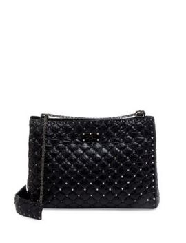 Rockstud Spike Quilted Leather Chain Shoulder Bag by Valentino Garavani