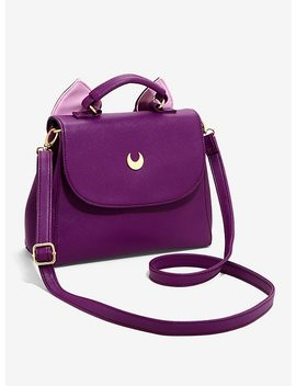 Sailor Moon Purple Luna Crossbody Bag by Hot Topic