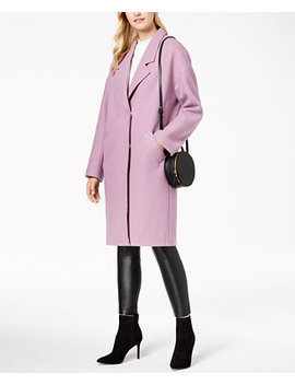 Snap Front Walker Coat by Kendall + Kylie