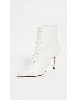Hayden Point Toe Booties by Schutz