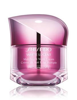 White Lucent Multi Bright Night Cream by Shiseido