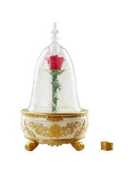 Beauty & The Beast Live Action   Enchanted Rose Jewelry Box by Disney Princess