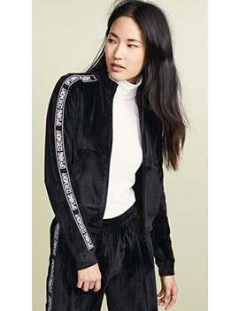 Velour Track Jacket by Opening Ceremony