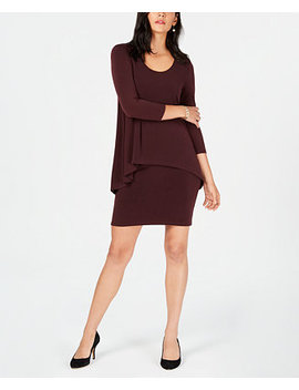 Popover Waist Dress, Created For Macy's by Alfani