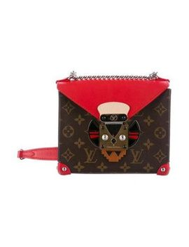 Mask Small Shoulder Bag by Louis Vuitton